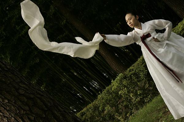 Les danses du folklore coréen