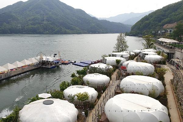 Comment les Coréens s'occupent-ils l'été ? (2)