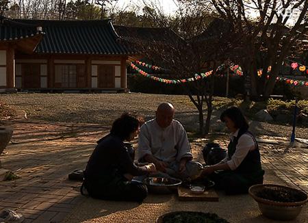 Cuisine bouddhiste