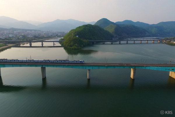 En route vers la ville de Chuncheon (II)
