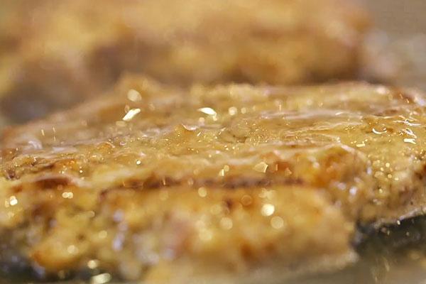 Année du cochon d'or : plat de porc (II)