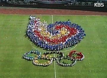 Die Olympischen Sommerspiele 1988 in Seoul