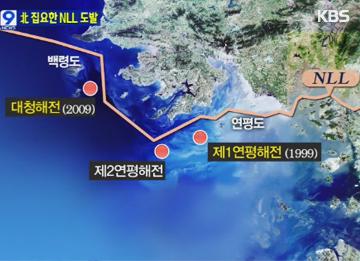 La NLL, une frontière à défendre