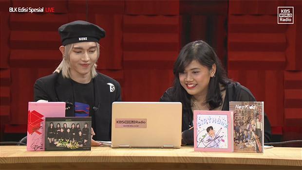 Dunia K-Pop Tengah Tahun Bersama Pendengar