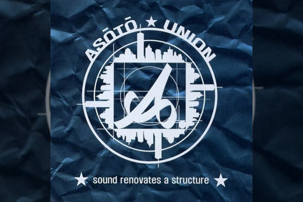 ASOTO UNION 「Sound Renovates A Structure」