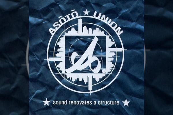 ASOTO UNION 「Sound Renovates A Structure」