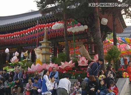 韩国的佛诞节