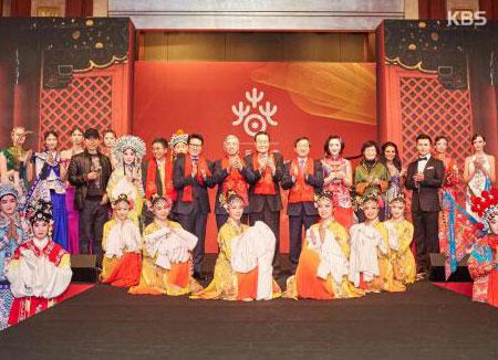 中国文化的传播使者