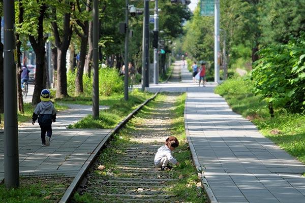 首尔的老区改造