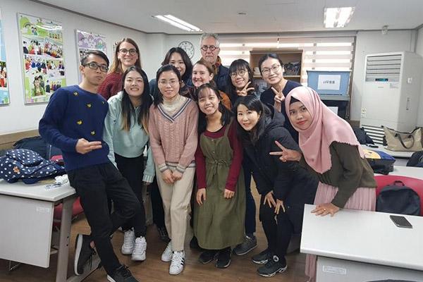 网上韩语教育