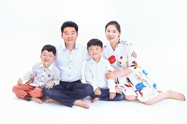 韩中多文化家庭的传统节日