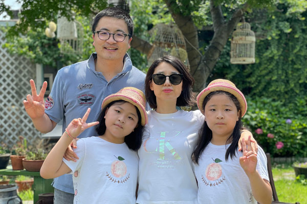 心系故乡--韩国华人捐款救助河南水灾