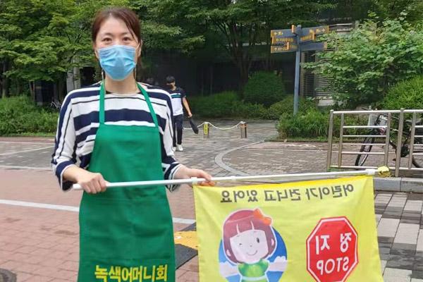 韩国父母对孩子们的教育热