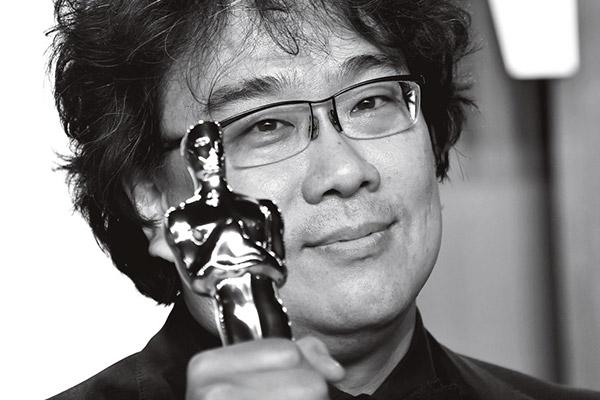 Что тревожит режиссёра Пон Чжун Хо. Ч.1