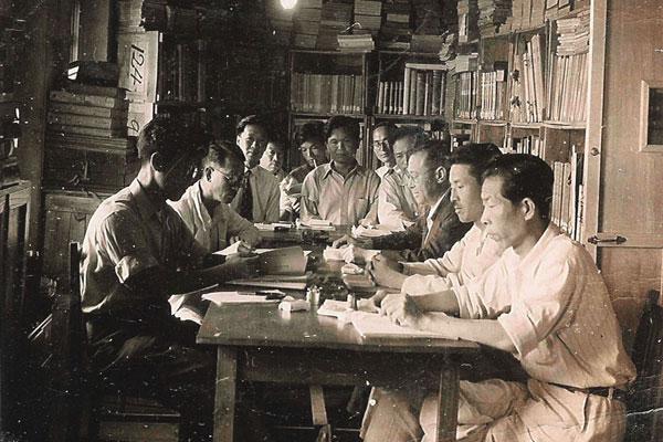 Вспоминая тех, кто сохранил культурное наследие во время войны. Ч.1