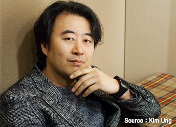 Kim Woong, una leyenda de la música indie