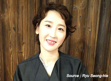 Südkoreas erste Cannes-Preisträgerin für Art Direction: Ryu Seong-hee