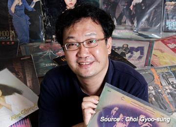 Kritikus Budaya Populer Choi Gyoo-sung