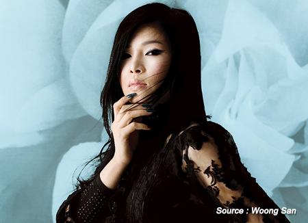 Woong San, la mayor diva coreana del jazz
