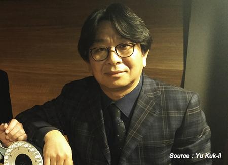 Metal Speaker Designer Yu Kuk-il