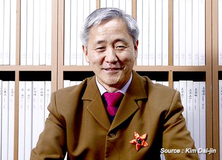 Kim Dal-jin, le premier archiviste d'art moderne et contemporain coréen
