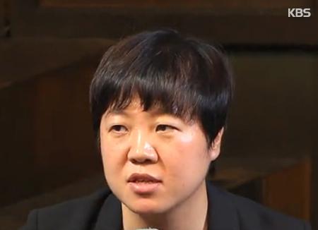 """Leiterin Choo Min-joo vom Musical """"Wäsche"""""""