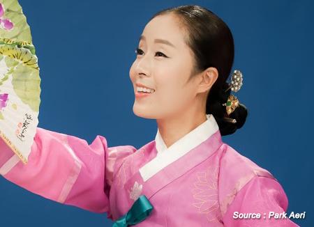 Пак Э Ри - примадонна корейской народной музыки