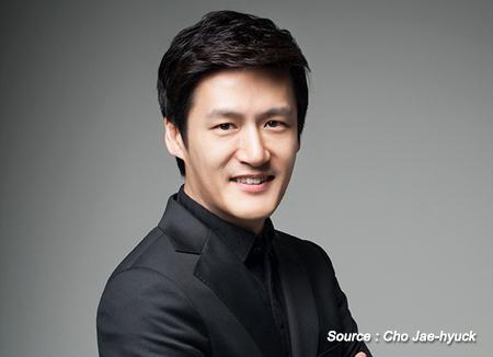 Story-telling pianist Cho Jae-hyuck