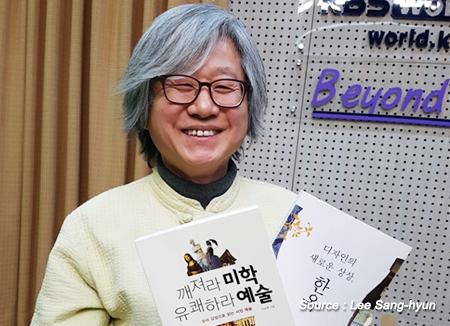 Lee Sang-hyun, le directeur de l'Institut de recherche sur les hanok