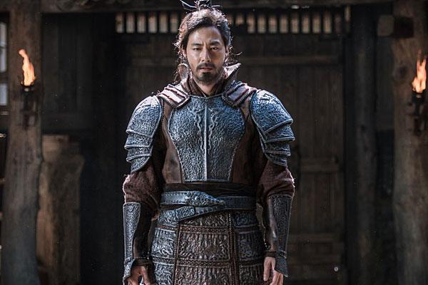 Крепость Анси (안시성/THE GREAT BATTLE), 2018 год