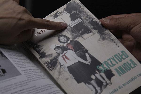 Pologne et orphelins nord-coréens