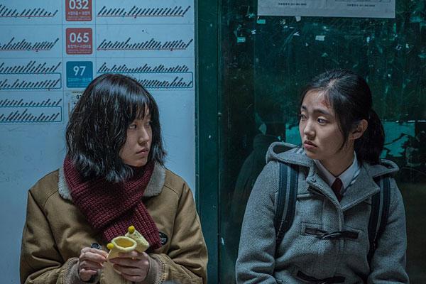Несовершеннолетняя (미성년/Another Child, 2019)
