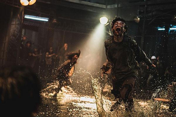Peninsula : zombies, magot et histoire de famille