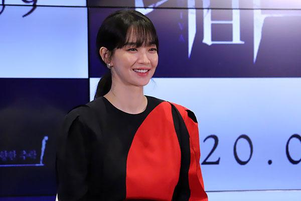 Shin Min-a, renarde des écrans sud-coréens