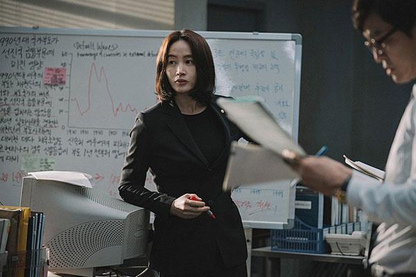 Kim Hye-soo : toujours sur la brèche