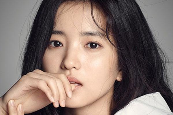 Kim Tae-ri dans l'espace