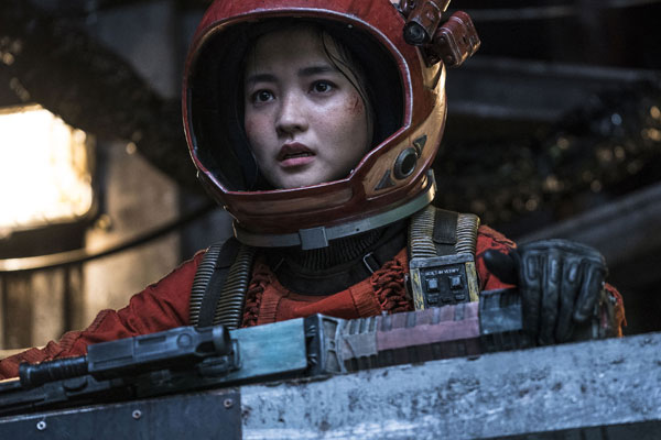 Space sweepers : blockbusters et Netflix