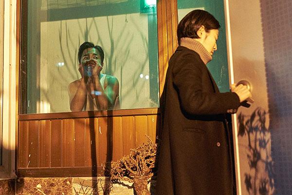 Счастливая Чхан Силь (찬실이는 복도 많지)