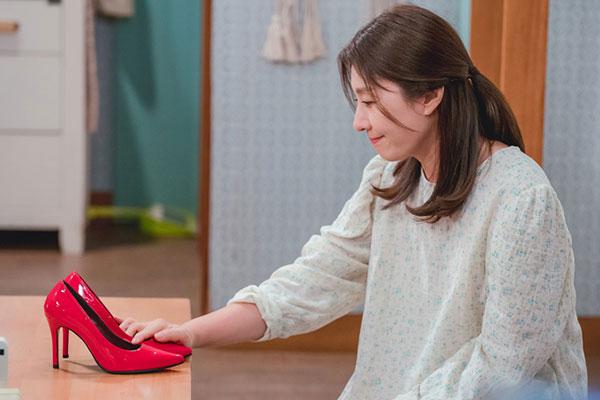Красные каблуки (빨강 구두)