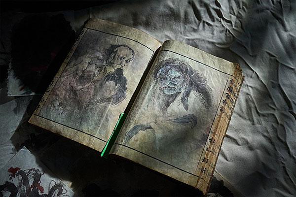 The cursed dead man etc. etc.