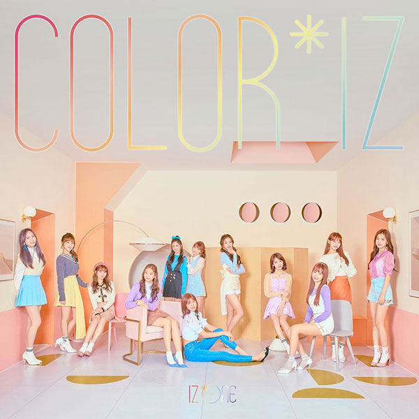 COLOR*IZ (IZ*ONE)