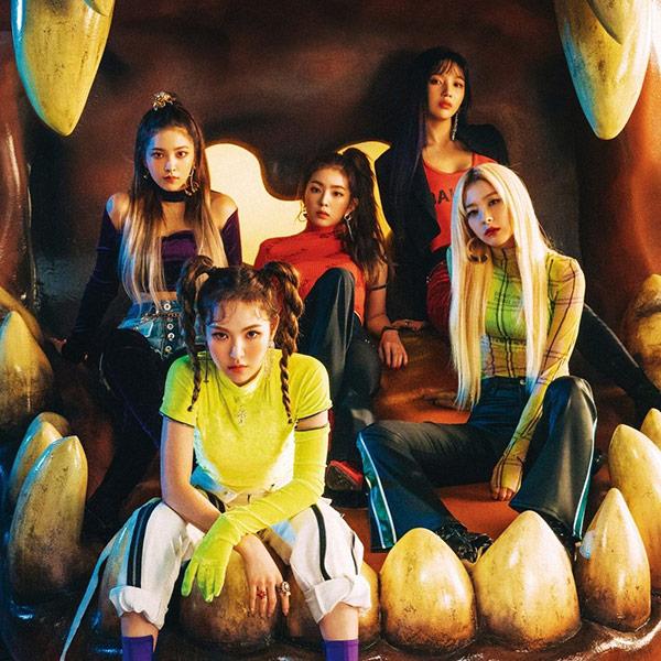 RBB - The 5th Mini Album (Red Velvet)