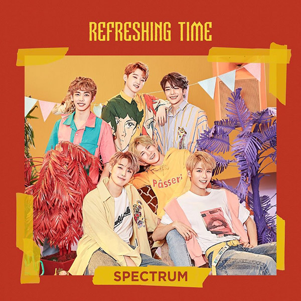 Refreshing time (SPECTRUM)