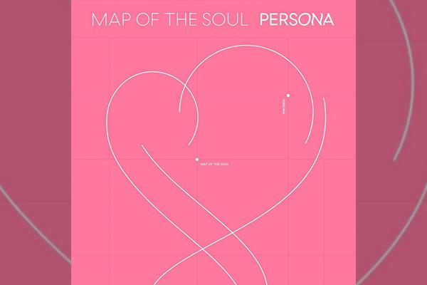 « Map of the soul: Persona », 6e mini-album de BTS