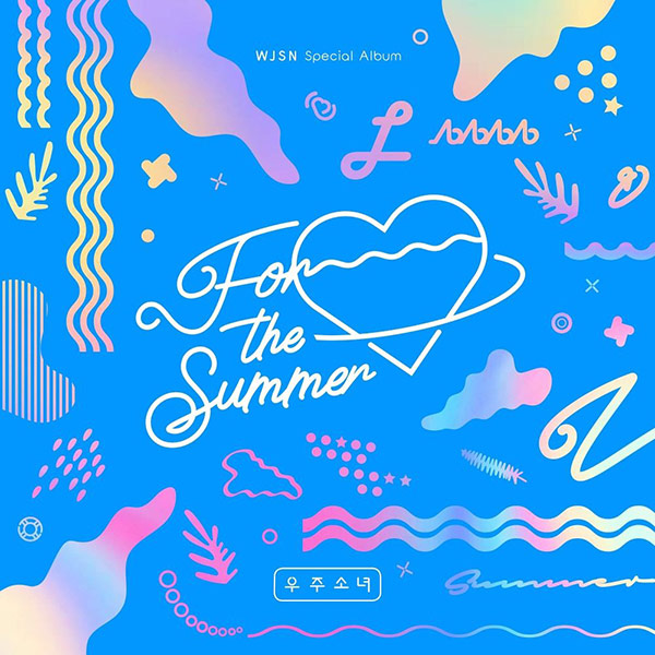SPECIAL ALBUM [For the Summer] (Thiếu nữ vũ trụ)