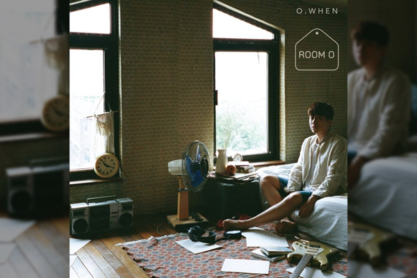 « Room O », premier album de O.WHEN