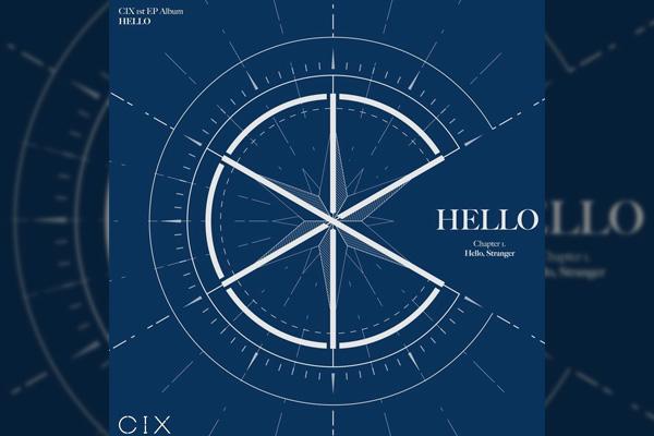 « HELLO Chapter 1. Hello, Stranger», premier EP de CIX