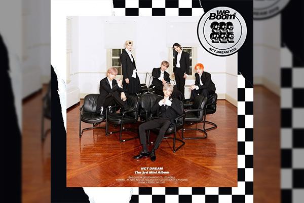 « We Boom », 3e EP de NCT Dream
