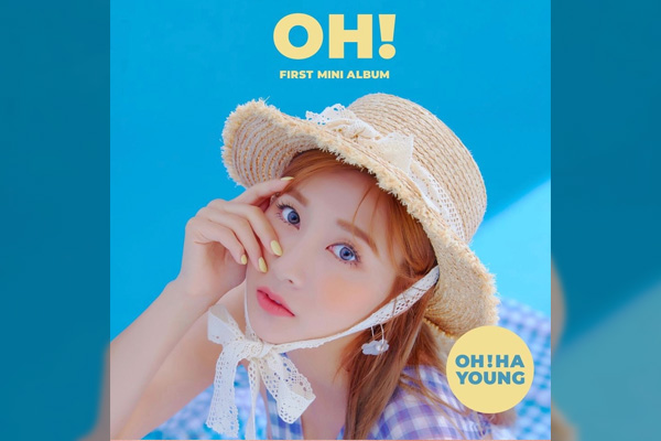 « OH! », premier mini-album d'Oh Ha-young
