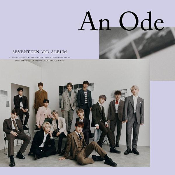 SEVENTEEN 3RD ALBUM 'An Ode' (Seventeen)